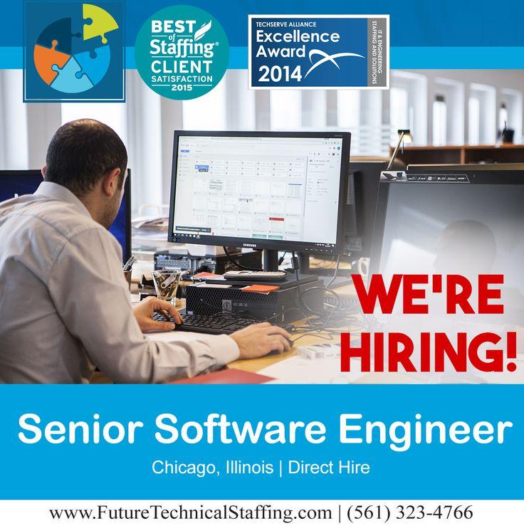 senior software engineer resume doc