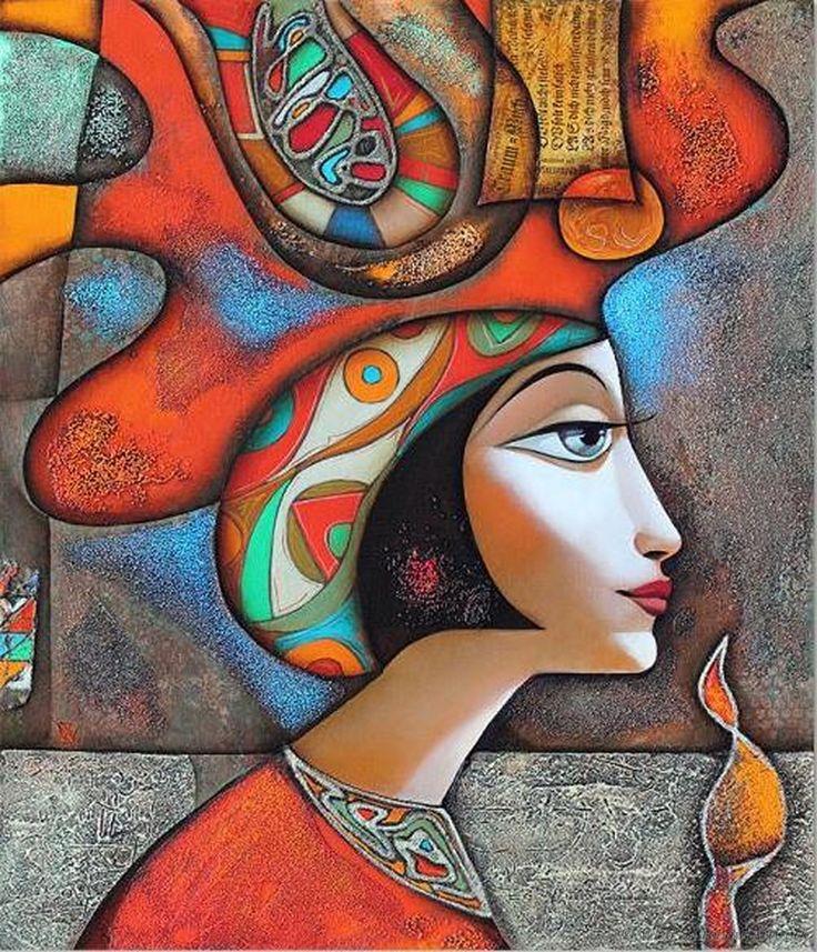 Salambo by Wlad Safronow