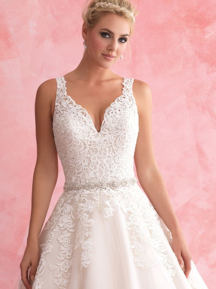 Allure Romance Wedding Dresses - Style 2816 [2816] : Wedding Dresses, Bridesmaid Dresses, Prom Dresses and Bridal Dresses - Best Bridal Prices