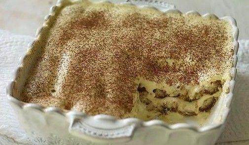 Hamis tiramisu recept – Viszont ez tényleg finom! Finom könnyű, hamar elfogy