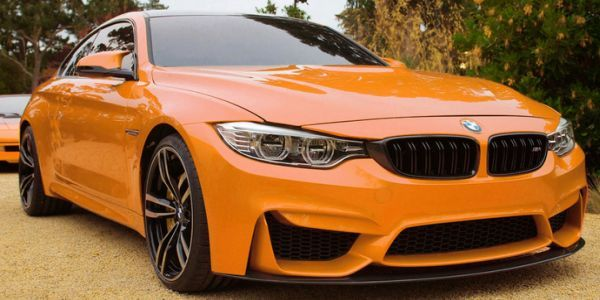 2016 BMW M4 GTS #orange #cars