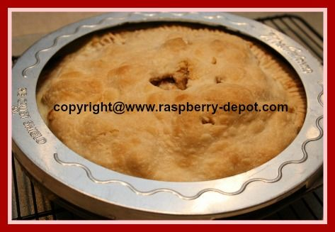 Mrs. Andersons Pie Crust Shield to protect pie edges from burning or becoming too dark! Handy to HAVE!
