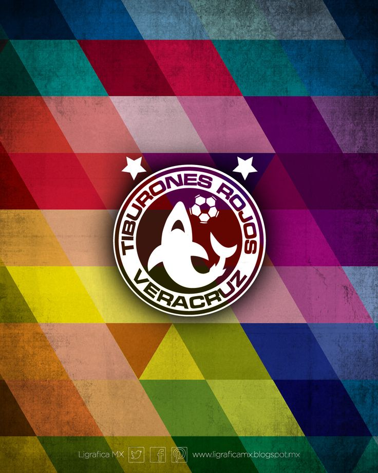 #Wallpaper Mod09102013CTG(2) #LigraficaMX #DiseñoYFútbol #ElFútbolNosInspira • @Tiburones Rojos de Veracruz
