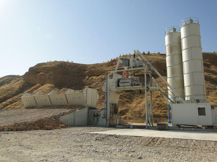 Baza de productie - Kurdistan, Irak