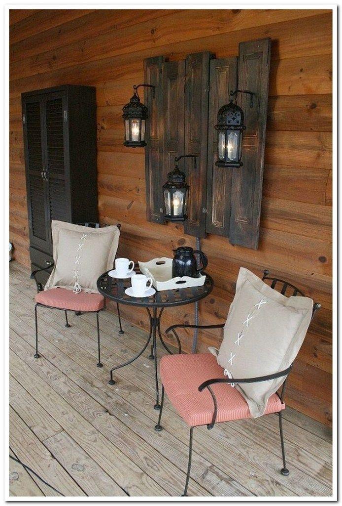 44 Small Front Porch Decor Ideas Smallfrontporch Frontporchdecor