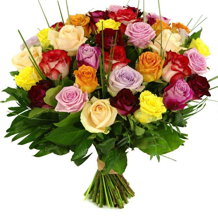 Wij jij een origineel cadeau versturen ? Mixed rozen super boeket is het cadeau om iemand te verrassen! Thuiswinkel Lid. Vers garantie. Snel bezorgd. BoeketCadeau.nl