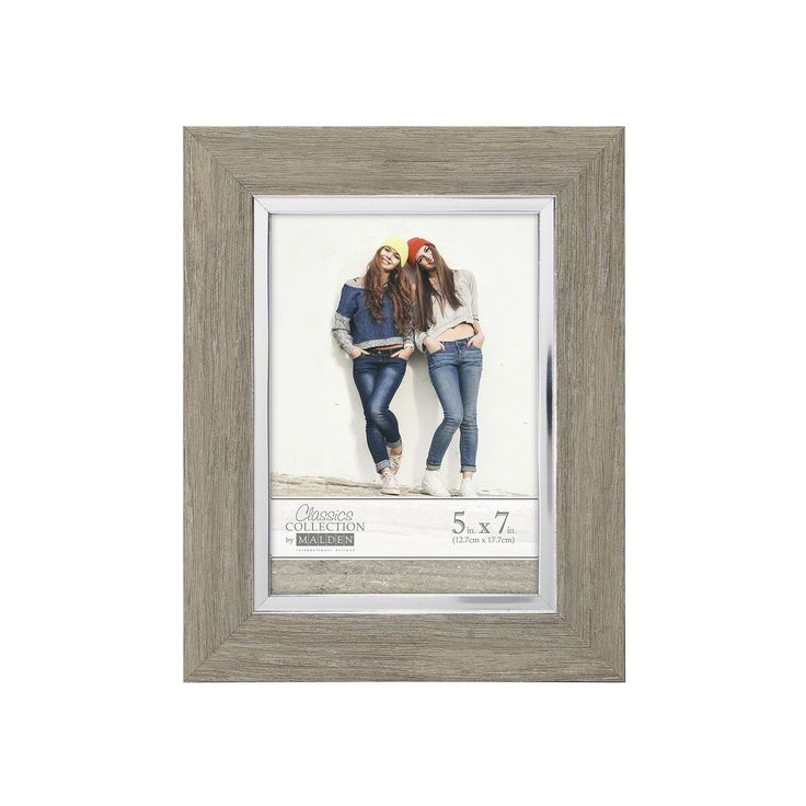 Malden Distressed Contemporary Frame, Other Clrs