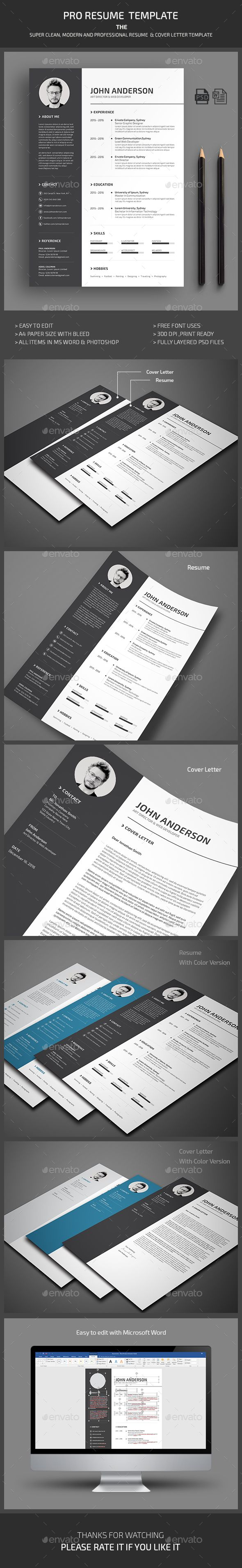 Construction Worker Resume Word  Best Images About Resume On Pinterest  Template Creative  Chronological Order Resume with Operations Manager Resume Examples Word Resume Cv Resume Templateindesign  Accountant Assistant Resume Word