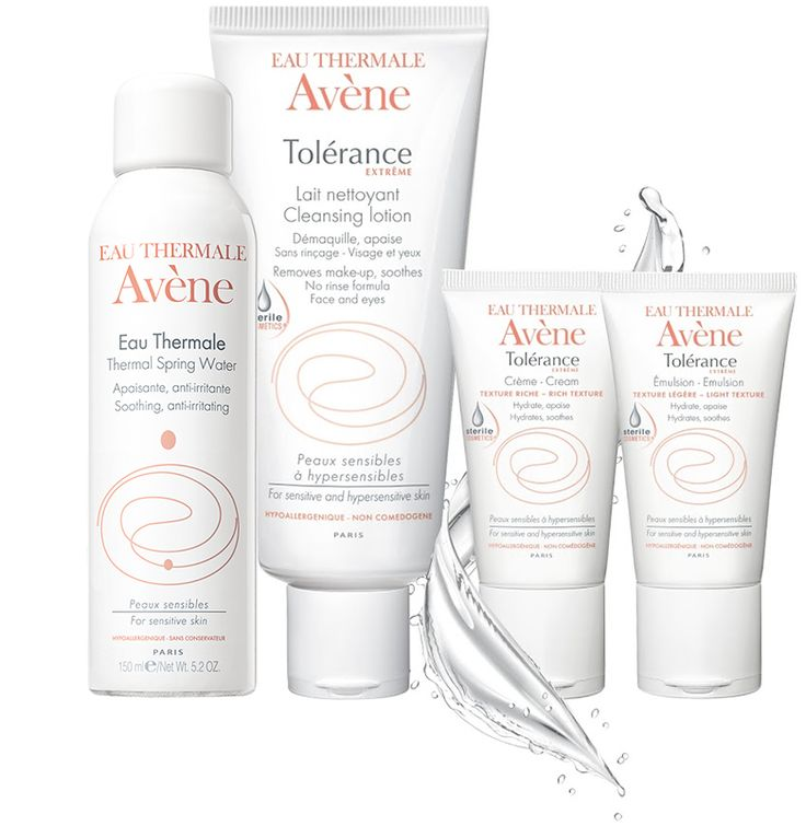 Enter now to go in the draw for one of ten Avène Tolérance Extrême Packs
