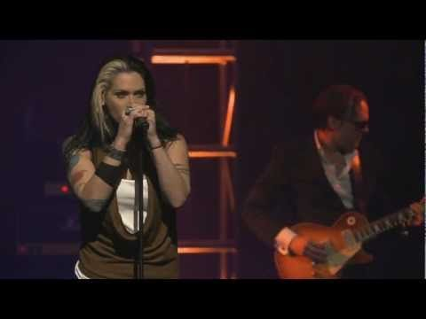 These two are good together! Listen all the way through, because Joe cuts loose with the guitar at the end.   Joe Bonamassa with Beth Hart - I'll Take Care of You