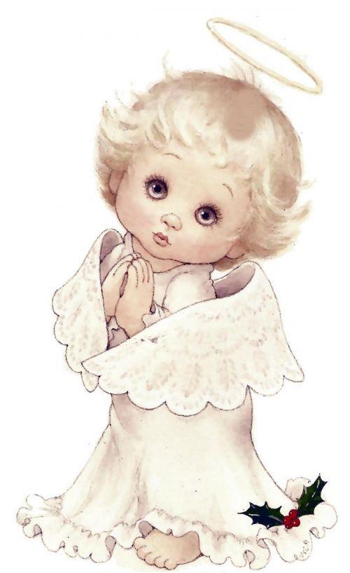 Картинки с ангелочком для девочки, свадьба лет