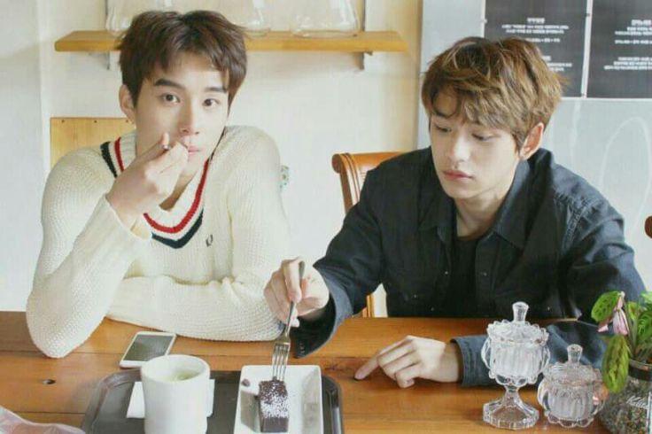 Jungwoo & Lucas smrookies