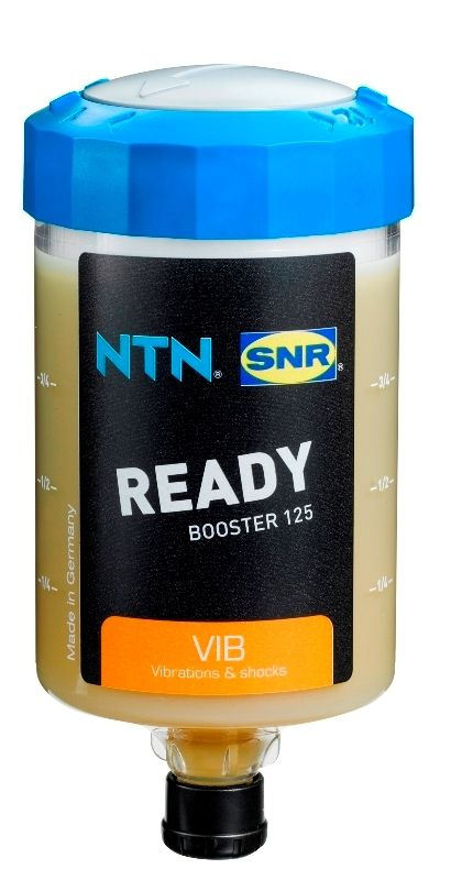 Single-point lubricator LUBER READY VIB (for high vibration)