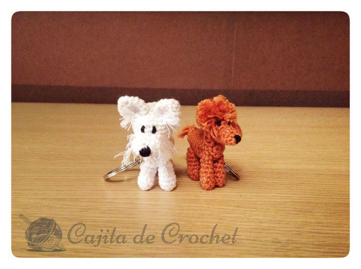 Mejores 68 imágenes de crochet perritos en Pinterest | Muñecos de ...