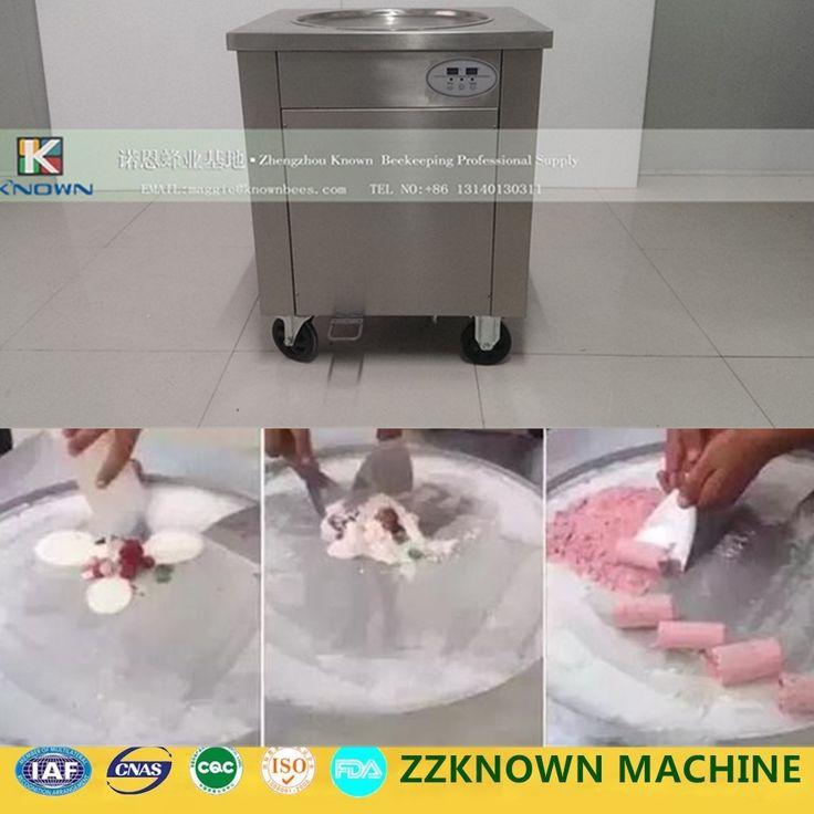 880.00$  Buy here - http://alih86.shopchina.info/1/go.php?t=32707147198 - High Efficiency Fried Ice Cream Machine/Fried Ice Cream Roll Machine 880.00$ #buyonline