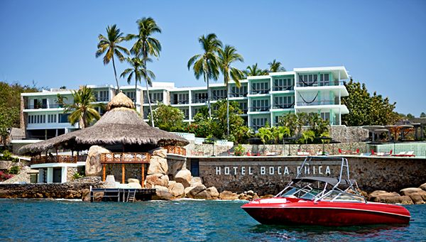 Boca Chica, Acapulco, Mexico