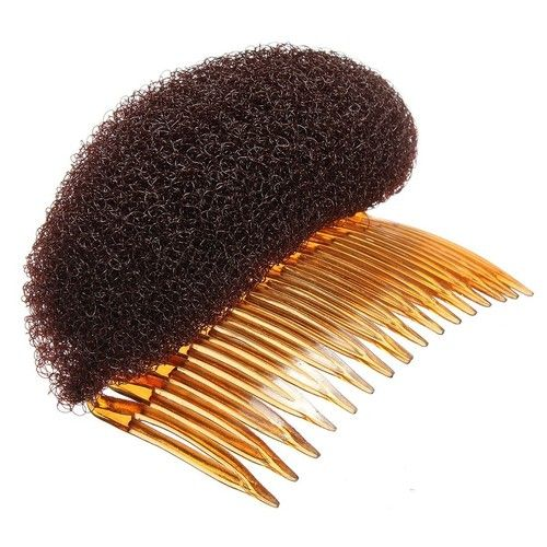Bump It Up Bouffant Beehive Volumizing Inserts Shaper Volume Maker Comb Bumpit - I Can Make This!