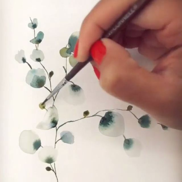 779 Likes, 2 Comments – Watercolor illustrations 🎨 (@watercolor.illustrations…
