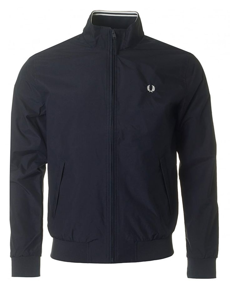 Mens Fred Perry Brentham Jacket | Psyche