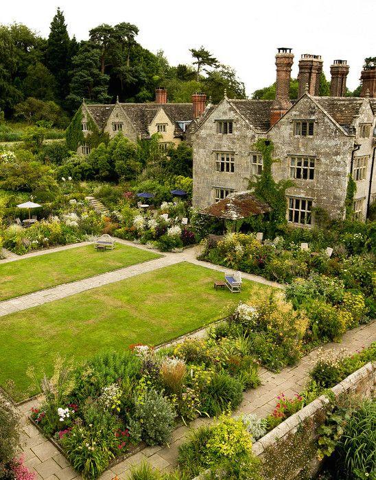 Gravetye Manor, Sussex, England