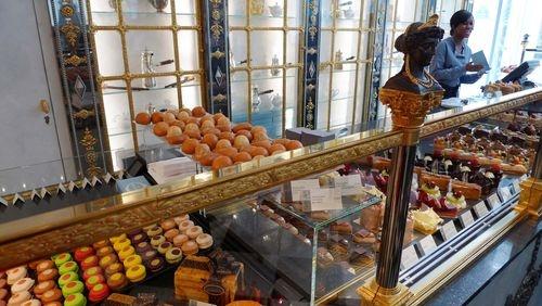 Cafe Pushkin at Printemps Dept. Store - Paris, France