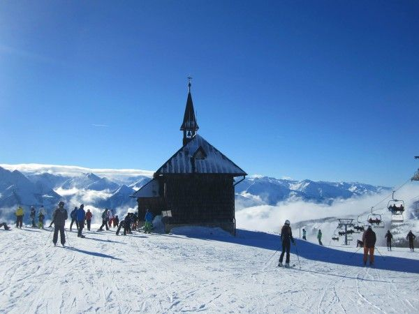 Skiing Packages & Holidays in Austria | JustSki Packages