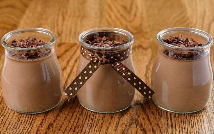 rychlá čokoládová snídaně