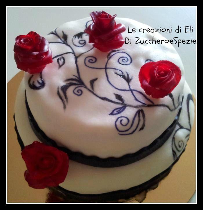 68 fantastiche immagini su zucchero spezie su pinterest - Decorazioni per torte di carnevale ...
