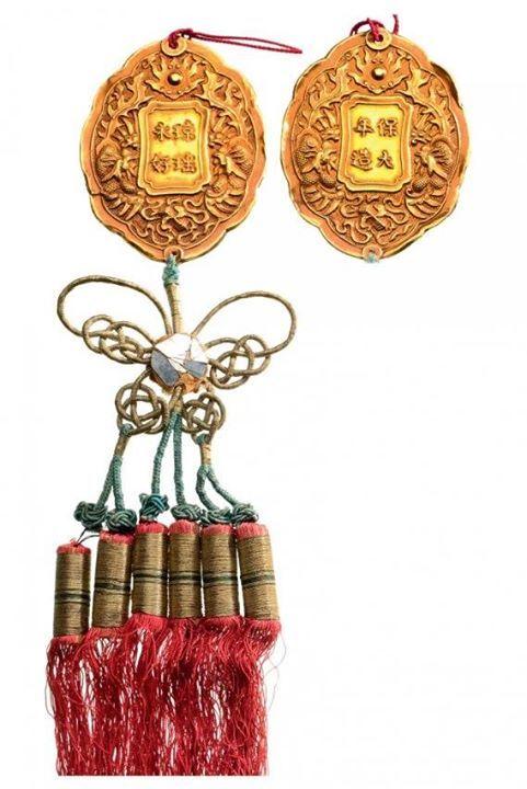 trang sức cổ Vietnam triều Nguyễn