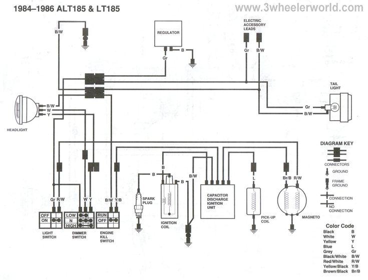 2000 suzuki marauder wiring diagram wiring schematic