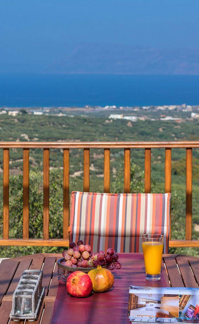 Remezzo Villa in Falassarna, Chania, Crete