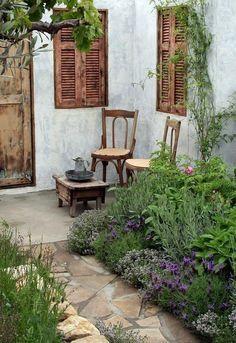 courtyards italy - Google zoeken