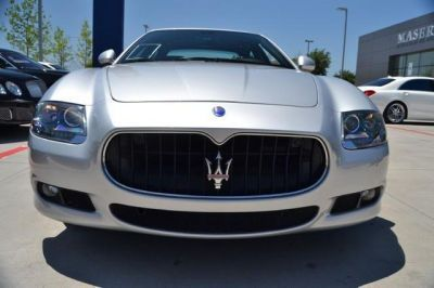 2012 Maserati Quattroporte S  http://www.iseecars.com/used-cars/used-maserati-for-sale
