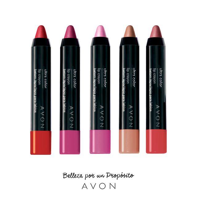 Un toque de color en tus labios es clave para encender tu look negro. ¿Cuál elegís?