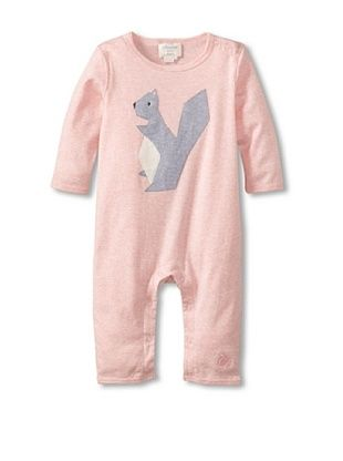 Bonnie Baby Baby Mr. Squirrel Playsuit