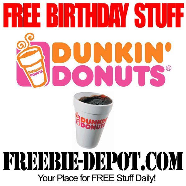 Free birthday deals toronto