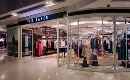 Ted Baker Retail Design