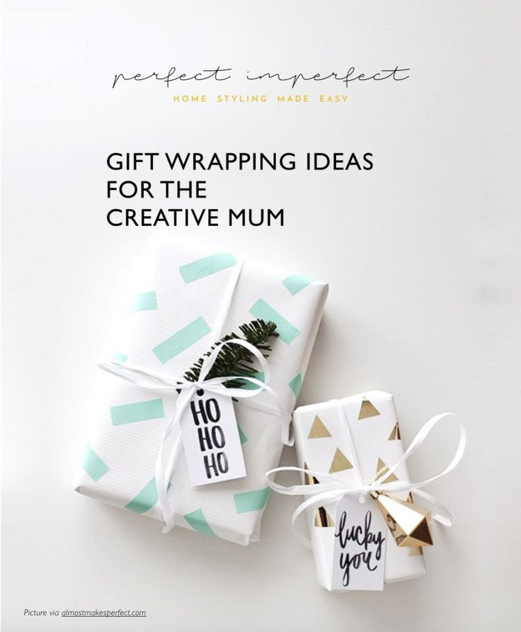 39 best diy do it yourself images on pinterest chalk paint how my kids last year almost found out santa isnt real because of a gift wrapping paper here are a few gift wrapping ideas for the creative mum solutioingenieria Images