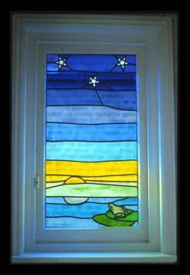 From the London Stained Glass Company web site