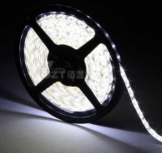 Waterproof Decorative Led Light Strip Wall Socket Power