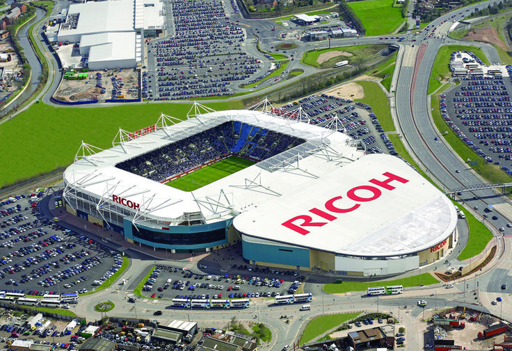 Ricoh Arena in Coventry, Coventry