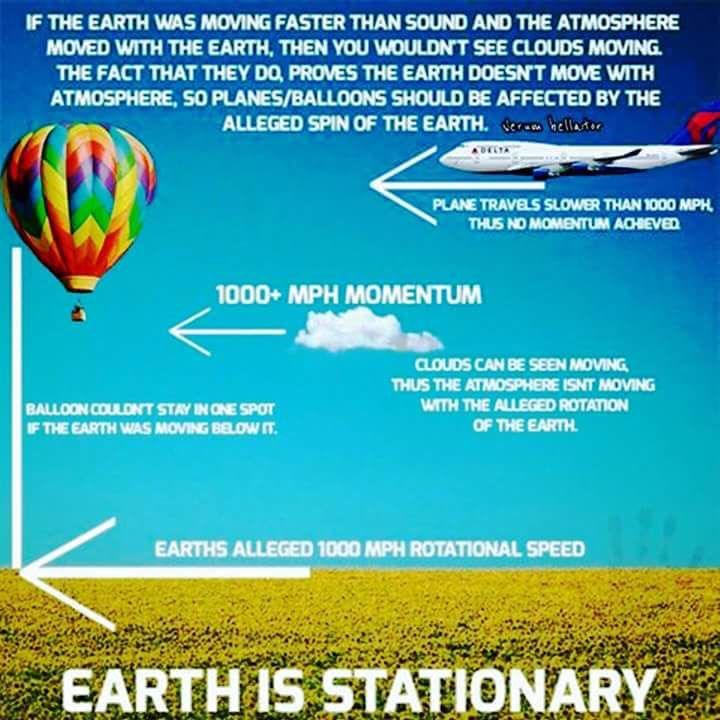 DO YOUR HOMEWORK!  Do your own research and learn about the Coriolis effect and the crap they can't get right...  Scientist tell you the Coriolis, scientists tell you the whole sh8t moves together... FLAT EARTH FUN