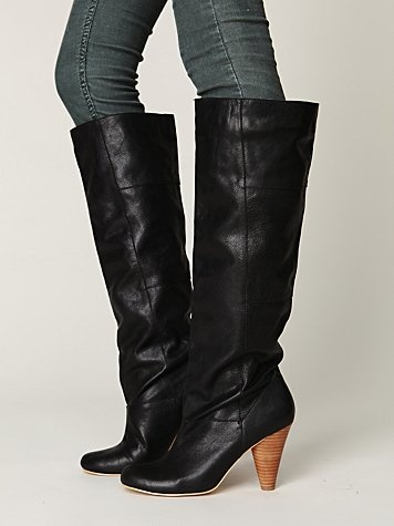 Ya!!!: Fashionista, Tall Boots, Leather Boots, Shoes Boots, Black Boots, Vamps Boots, Free People Boots, Vertigo Vamps, Boots Sneakers Sho