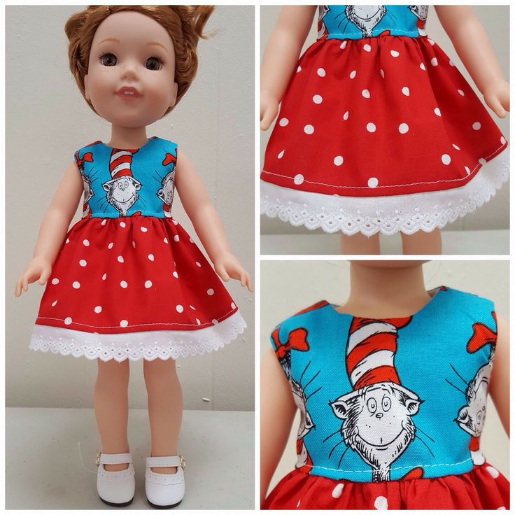 Handmade Doll Clothes for Wellie Wishers and American Girl. https://mysistersdollclothes.patternbyetsy.com/?utm_content=buffer1f651&utm_medium=social&utm_source=pinterest.com&utm_campaign=buffer  #welliewisher #americangirl #dollshoes #logan