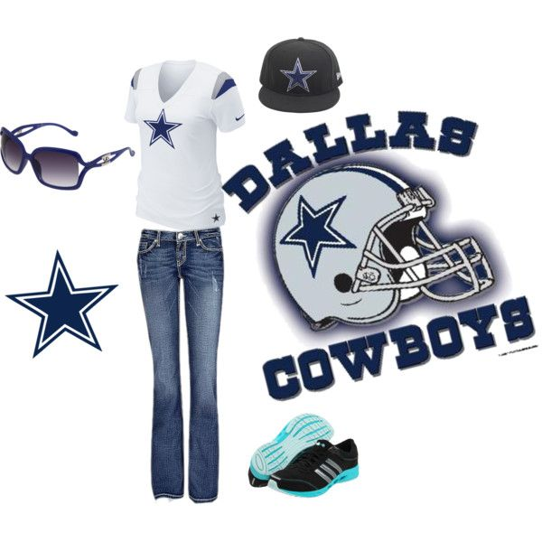 asic chips for sale Dallas Cowboys  created on Polyvore