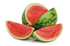 Watermelon: Contains a lot water so its extra hydrated and the anti-oxidant glutathione strengths the immune-system.