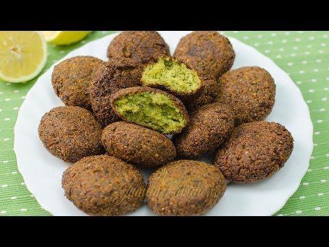 Falafel reteta video - JamilaCuisine