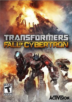 TRANSFORMERS: FALL OF CYBERTRON FitGirl Repack