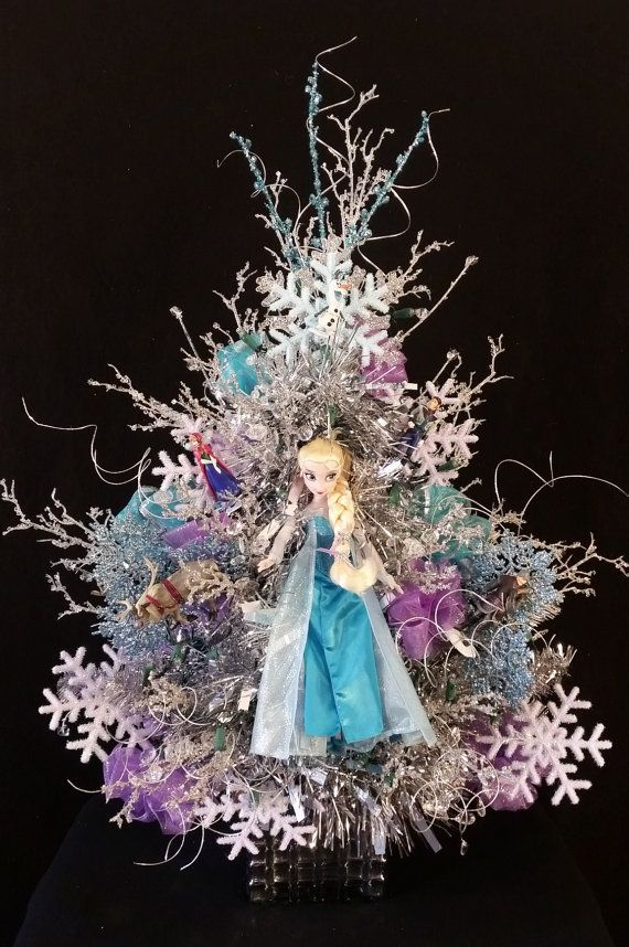 Frozen Christmas Tree, Frozen Ornaments,Frozen Christmas Decoration, Frozen Christmas trees, Elsa Doll, Olaf Ornament, Frozen Characters
