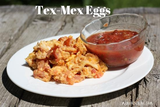 ... Find this recipe at http://makobiscribe.com/tex-mex-egg-recipe-migas